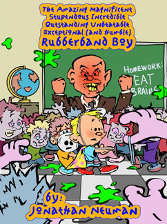 Rubberband Boy Cover