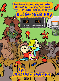 Rubberband Boy 2 Cover